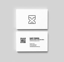 Identitat personal. Um projeto de Design gráfico de Xavi Teruel         - 30.01.2014