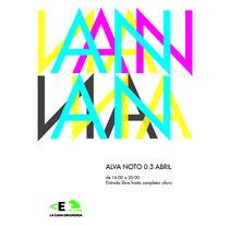 Poster para concierto Casa Encendida. A Br, ing&Identit project by Leopoldo Blanco         - 31.01.2014