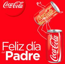 Día del padre. A Design, Illustration, Advertising, Art Direction, Design Management, and Graphic Design project by Álvaro Infante         - 18.03.2012