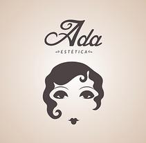 Estética Ada. A Br, ing, Identit, and Graphic Design project by Julia Martínez Bonilla         - 08.02.2014