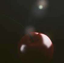 Cerises. Um projeto de 3D de Ángela Juárez  - 08-02-2014