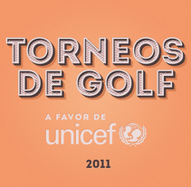 Carteles Golf (2011). A Design, Art Direction, and Graphic Design project by Iban Vaquero          - 11.05.2011