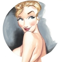 Pin ups. A Illustration project by Fernando Vicente - Feb 25 2014 12:00 AM