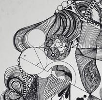 GEOMETRÍAS. Um projeto de Design, Ilustração e Design gráfico de PILAR SIERCO CHÉLIZ - 01-03-2014