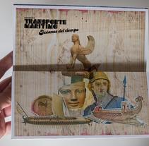 Exposición Transporte Marítimo. Un proyecto de Ilustración, Dirección de arte y Diseño gráfico de Nicolás Gallardo         - 04.03.2014