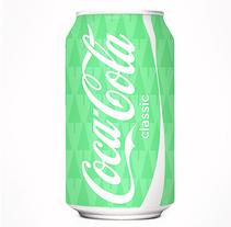 Coca-Cola. Un proyecto de Dirección de arte, Diseño y Diseño Web de mauro hernández álvarez - Viernes, 07 de marzo de 2014 00:00:00 +0100