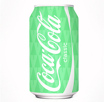 Coca-Cola. A Art Direction, Design, and Web Design project by mauro hernández álvarez - Mar 07 2014 12:00 AM