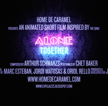 Alone Together. A Animation, Art Direction, Graphic Design, T, and pograph project by Jordi Matosas         - 09.03.2012