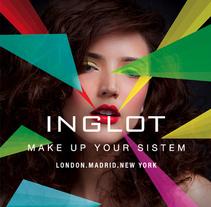 INGLOT. Un proyecto de Diseño, Dirección de arte, Br e ing e Identidad de mauro hernández álvarez - 09-03-2014