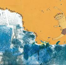 Alejandro Alegría . Un proyecto de Ilustración de MARIA BEITIA         - 12.03.2014