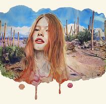 Arizona Baby . Un proyecto de Ilustración de Thani Mara Mara - 16-03-2014