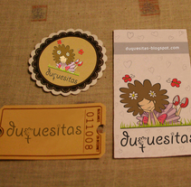 Duquesitas. A Illustration, Br, ing, Identit, and Graphic Design project by Jose Antonio Guerra Betancor         - 19.03.2014