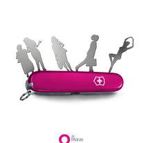 Propuesta cartel Día Internacional de la Mujer. Un proyecto de Dirección de arte, Diseño y Diseño gráfico de Jerónimo  Probanza Arce - Viernes, 21 de marzo de 2014 00:00:00 +0100