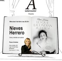 Sala de Autor. A Events project by TT         - 08.04.2014