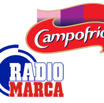 Campofrío & Radio Marca. A Advertising, Graphic Design, and Writing project by Jesús Ramos García-Elorz         - 27.03.2014