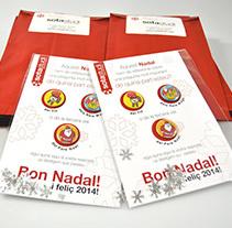 Sotastudi. A Br, ing, Identit, Design, Graphic Design, Design Management, Packaging, and Advertising project by Jordi Calveres Navinés - Dec 10 2013 12:00 AM