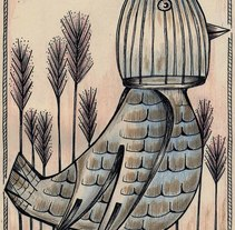 Ilustraciones Varias. A Illustration project by cristina peris grau - 01-04-2014
