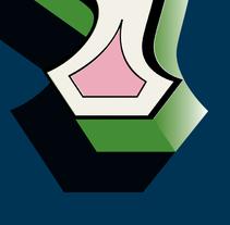 Las letras de BCNMCR. Un proyecto de Ilustración, Eventos, Diseño gráfico y Tipografía de Laura Meseguer - 02-04-2014