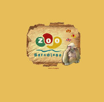 Web Zoo de Barcelona. Um projeto de Animação, Web design e Desenvolvimento Web de Carme Carrillo Cubero         - 16.12.2007