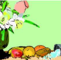 Illustración. Um projeto de Ilustração de Martha Midori nicolas huaman         - 14.02.2014