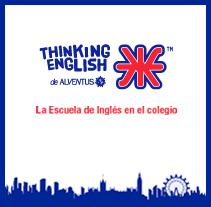 THINKING ENGLISH (Grupo Alventus). Um projeto de Design gráfico de ERREPILA Estudio de Diseño Gráfico & Comunicación         - 08.04.2012