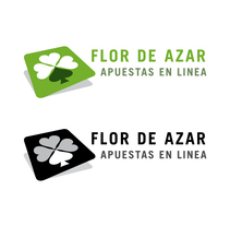 Flor de Azar. A Design, Br, ing, Identit, and Graphic Design project by Julieta Giganti         - 30.09.2010