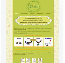 Kleinood Joyas. Un proyecto de Diseño Web de Cristina  Álvarez  - 08-05-2013