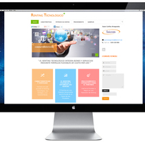 Renting Tecnológico. Um projeto de Desenvolvimento Web de Cristina  Álvarez  - 08-01-2014