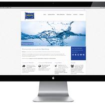 Ibertinsa. A Web Development project by Cristina  Álvarez  - 08-12-2013