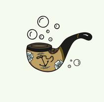 Esto no es solo una pipa. Um projeto de Ilustração, Direção de arte e Design gráfico de Esther HIJANO MUÑOZ - 15-04-2014