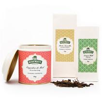 Bendiendote - Premium Tea. A Photograph, Br, ing, Identit, and Packaging project by Mara Rodríguez Rodríguez - 21-04-2014