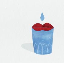 Ilustrando a Pep Bruno. A Illustration project by Júlia  Solans - Apr 25 2014 12:00 AM