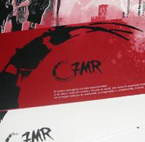 7mr. A Design, Illustration, Art Direction, Br, ing, Identit, and Fine Art project by José María Cruz de Toro         - 27.05.2010