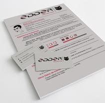 Mi Identidad Visual. Um projeto de Br, ing e Identidade e Design editorial de Edder Silva         - 03.05.2014