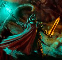 Más allá del Caos. Un proyecto de Ilustración de Adrián Iglesias - 06-05-2014
