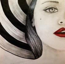 Ilustración. Um projeto de Ilustração, Artes plásticas e Pintura de Marcela Ordóñez Sánchez         - 11.05.2013