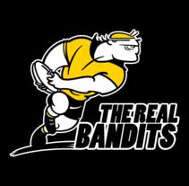 The Real Bandits. Un proyecto de Ilustración y Diseño gráfico de Alejandro Antoraz Alonso - 14-05-2014