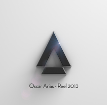 Reel 2013. A Motion Graphics project by Oscar Arias - May 15 2014 12:00 AM