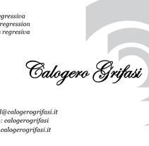Tarjeta de Presentación. Un proyecto de Br, ing e Identidad y Diseño gráfico de Adriana Alejos - 15-05-2014