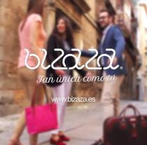 Bizaza. Tan única como tú. A Advertising, Film, Video, TV, and Marketing project by Jorge García Fernández         - 16.05.2014