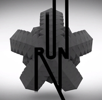 RUN - Mograph. A 3D project by Alejo Fernández         - 18.05.2014