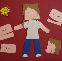 CreadVenture, proyecto del curso. A Animation, Character Design&Interactive Design project by Laura de la Cruz Martínez - 25-05-2014