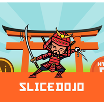 SliceDojo. A Illustration, Br, ing, Identit, and Web Design project by Gastón Rojas - 27-05-2014