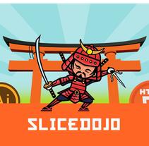 SliceDojo. Um projeto de Ilustração, Br, ing e Identidade e Web design de Gastón Rojas         - 27.05.2014