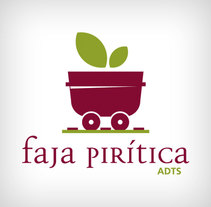 Logotipo Faja Pirítica. A Br, ing, Identit, and Graphic Design project by Alejandro Sáez (TLM)         - 29.04.2010