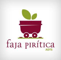 Logotipo Faja Pirítica. Un proyecto de Br, ing e Identidad y Diseño gráfico de Alejandro Sáez (TLM)         - 29.04.2010