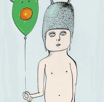 Con tinta. A Illustration project by Salva Insa - May 30 2014 12:00 AM