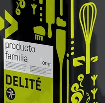 ▼ PACKAGING MATERIA PRIMA ALIMENTACIÓN. A Graphic Design, and Packaging project by Gustavo Solana         - 14.05.2012