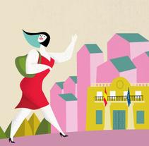 Defiende tu ciudad. Un proyecto de Ilustración de Mariela Bontempi de Miguel - 29-05-2014