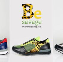 Ad Shoes. Um projeto de Fotografia e Design gráfico de Salvador Fernández Jordan         - 03.04.2014